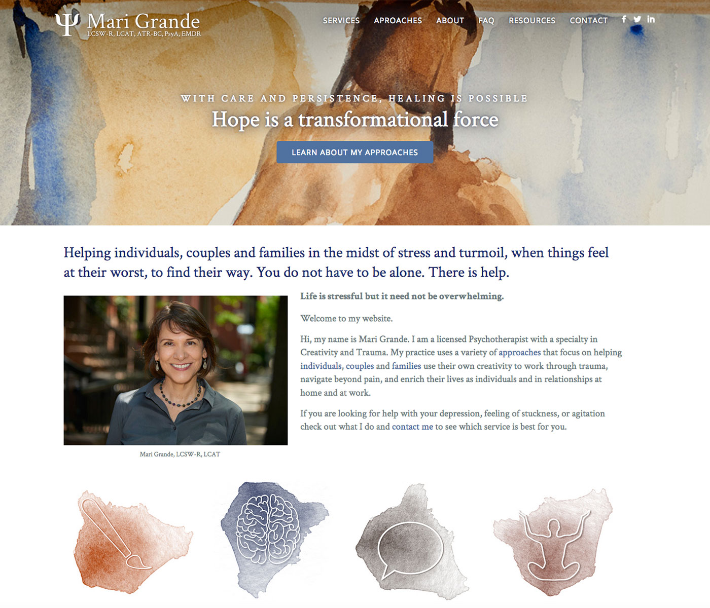 Unique and Affordable Websites for Therapistssepsitename%%