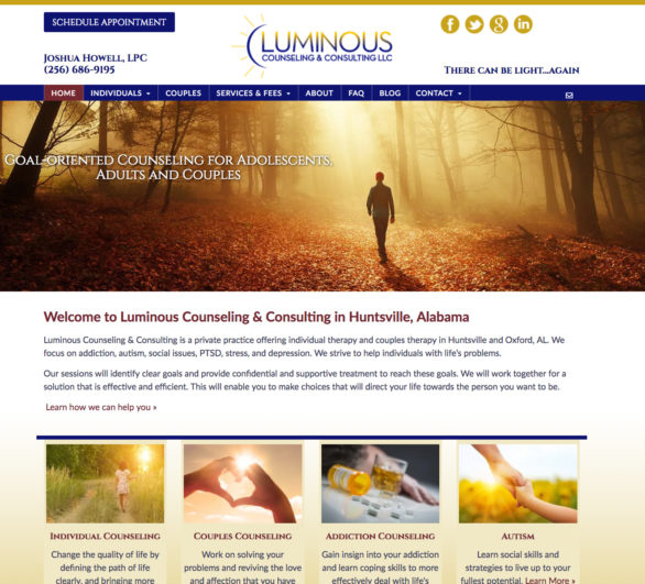 Luminous Counseling & Consulting