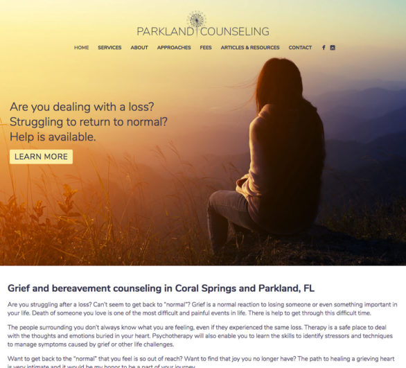 Parkland Counseling
