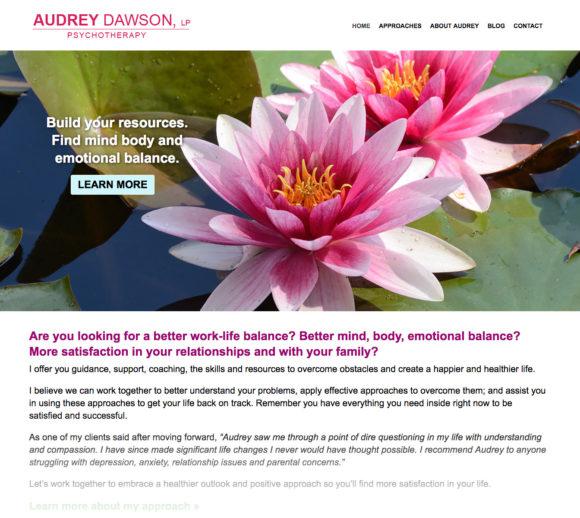 Audrey Dawson, LCSW