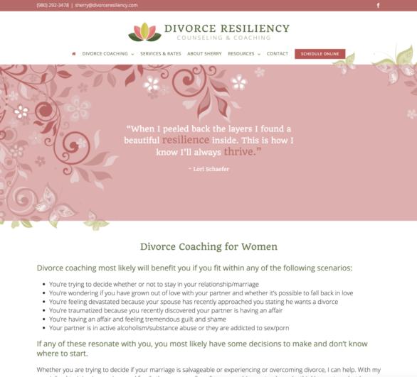 Divorce Resiliency